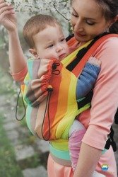 fa4f4b4fcfb Baby carrier Little Frog - Sunny Labradorite