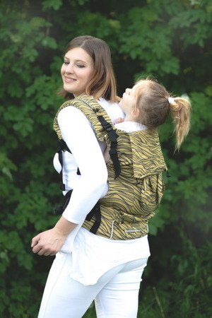 Baby Carrier EverySlings EveryAge Yuni Amber revers
