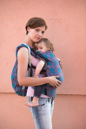 Baby Carrier EverySlings Multi-age Constellation Peony