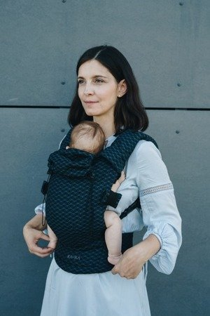 Baby carrier Kavka Comfort Deep Blue